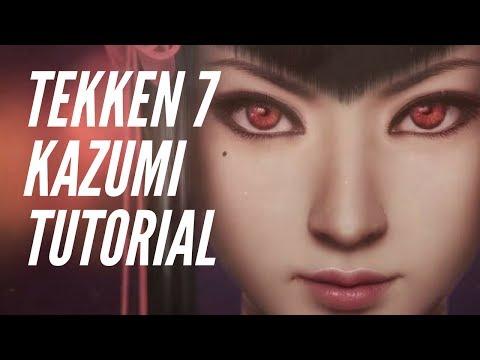 Tekken 7 FR Guide: Kazumi
