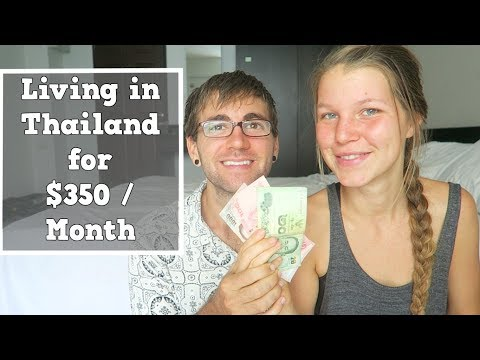 Cost Of Living In Thailand || $350 / MONTH » Minimalist Travel