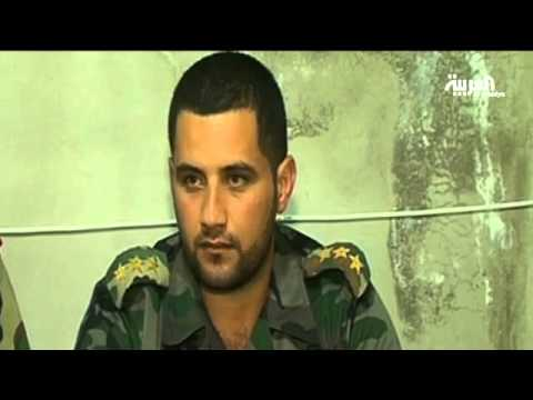 Syrian army general and his son defect