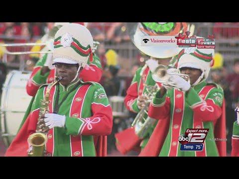 VIDEO: Battle of Flowers Band Festival packs Alamo Stadium
