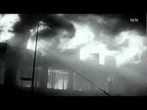 Grand Hotel i Tromsø brenner (1969)