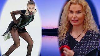Как ОТРЕАГИРОВАЛА ПРИМА КОРОЛЕВСКОГО БАЛЕТА на выступление Валиевой на кубке России 2020