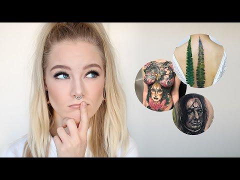My Favorite Tattoo Artists