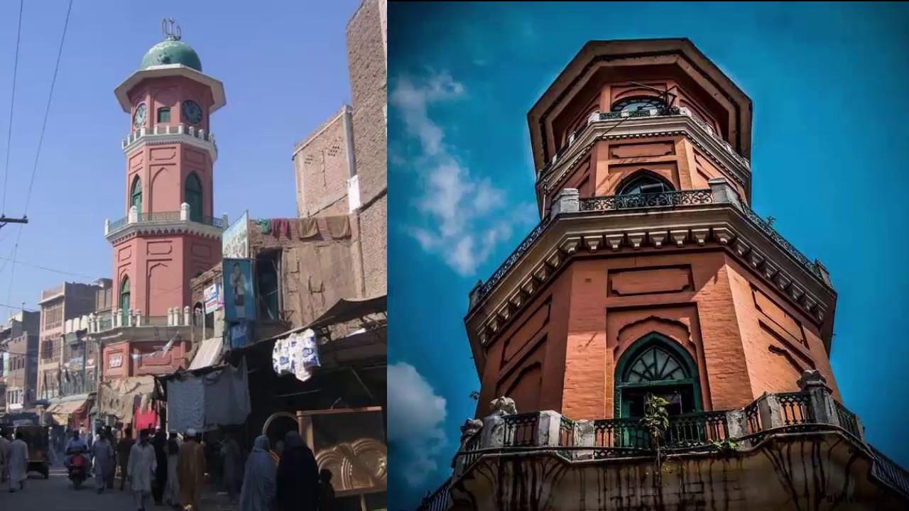 Peshawar ghanta ghar pigeons - YouTube