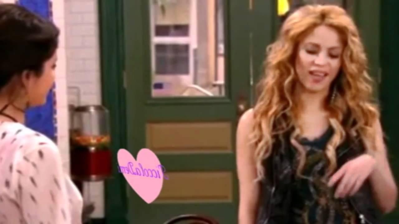 Шакира и селена гомес