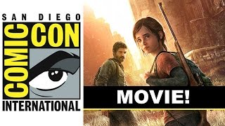 Comic Con 2014 - The Last of Us Movie with Sam Raimi : Beyond The Trailer