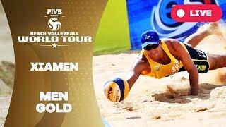 Xiamen  - 2018 FIVB Beach Volleyball World Tour - Men Gold