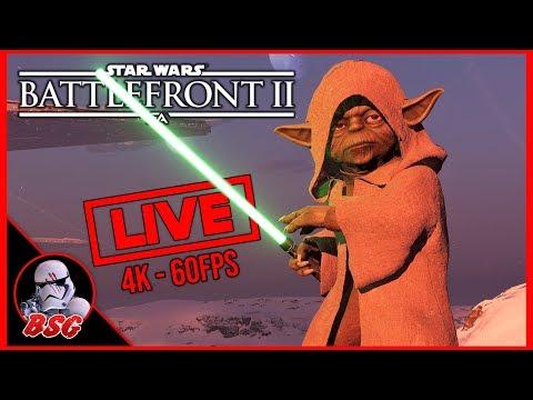 Killsteak Thursday #5 🙂 Star Wars Battlefront 2 PC Gameplay 4K 60FPS thumbnail