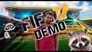FIFA 17 Demo | далеконеПЕРВЫЙ взгляд на FIFA17