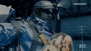 Death Stranding Gameplay Presentation - Gamescom 2019