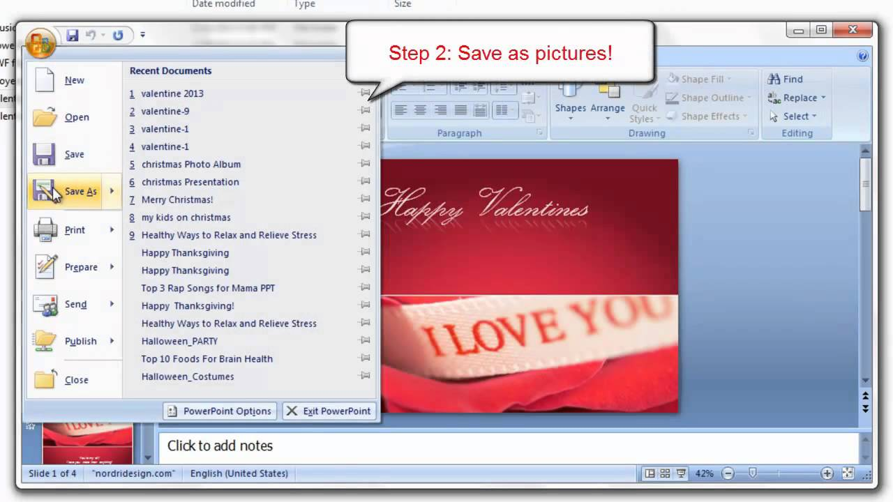 How to burn powerpoint to dvd: 11 steps (with pictures) wikihow.