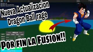 la fusion potara Nueva actualización de Dragon Ball Rage No es lo que esperaba|Nueva Información