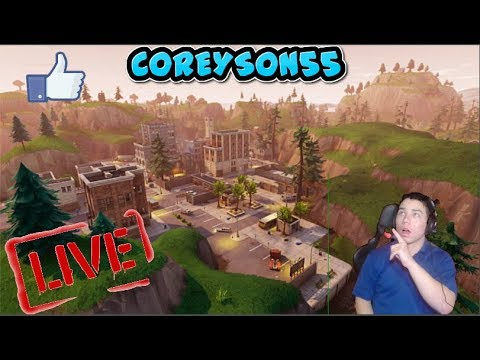 FORTNITE BATTLE ROYALE SOLO/DUOS/SQUADS *LIVE GIVEAWAY* | LI