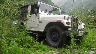 Mahindra Thar & 4 Maruti Gypsy Off-Roading