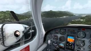 Carenado Cessna 406 Review P3dv3
