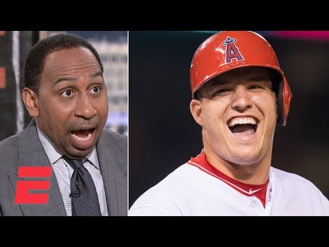Mike Trout's Blockbuster $430 Million Deal: 'He Deserves Every Penny'    ESPN Voices