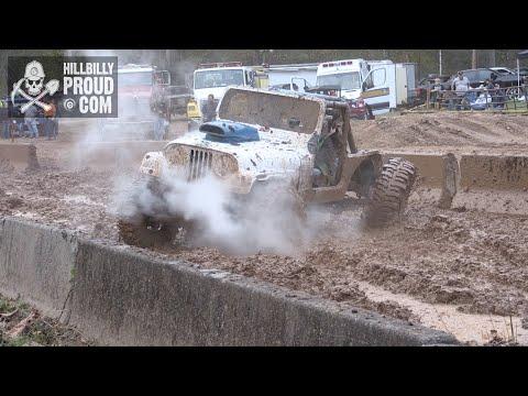 WV Jeep Fest Mud Bog 2020