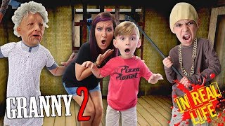 GRANNY Chapter Two IN REAL LIFE (Funhouse Family)