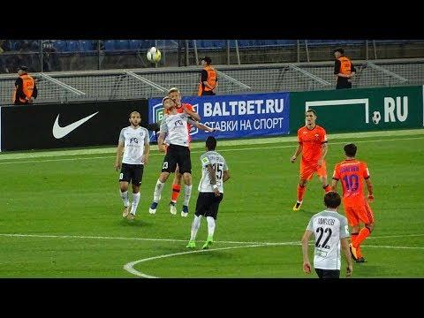 Тосно 1:2 ЦСКА с трибуны Петровского
