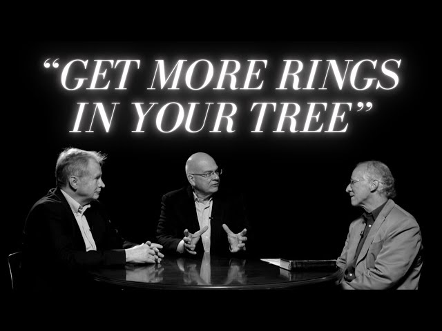 Keller, Piper, and Carson - Get More Rings in Your Tree