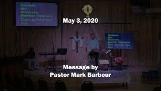 5-3-20 / Pastor Mark Barbour / New Covenant Fellowship