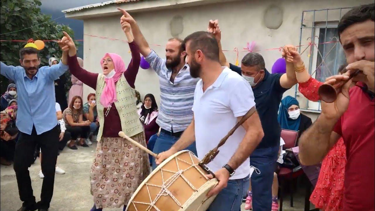 Davul zurna Horon Eser Meydan Ali Karakoç görele Zıva düğünü  Giresun Trabzon