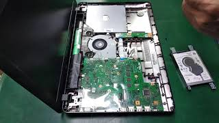 ASUS Vivobook X540UB Review HDD Replaced or changed or disassemble