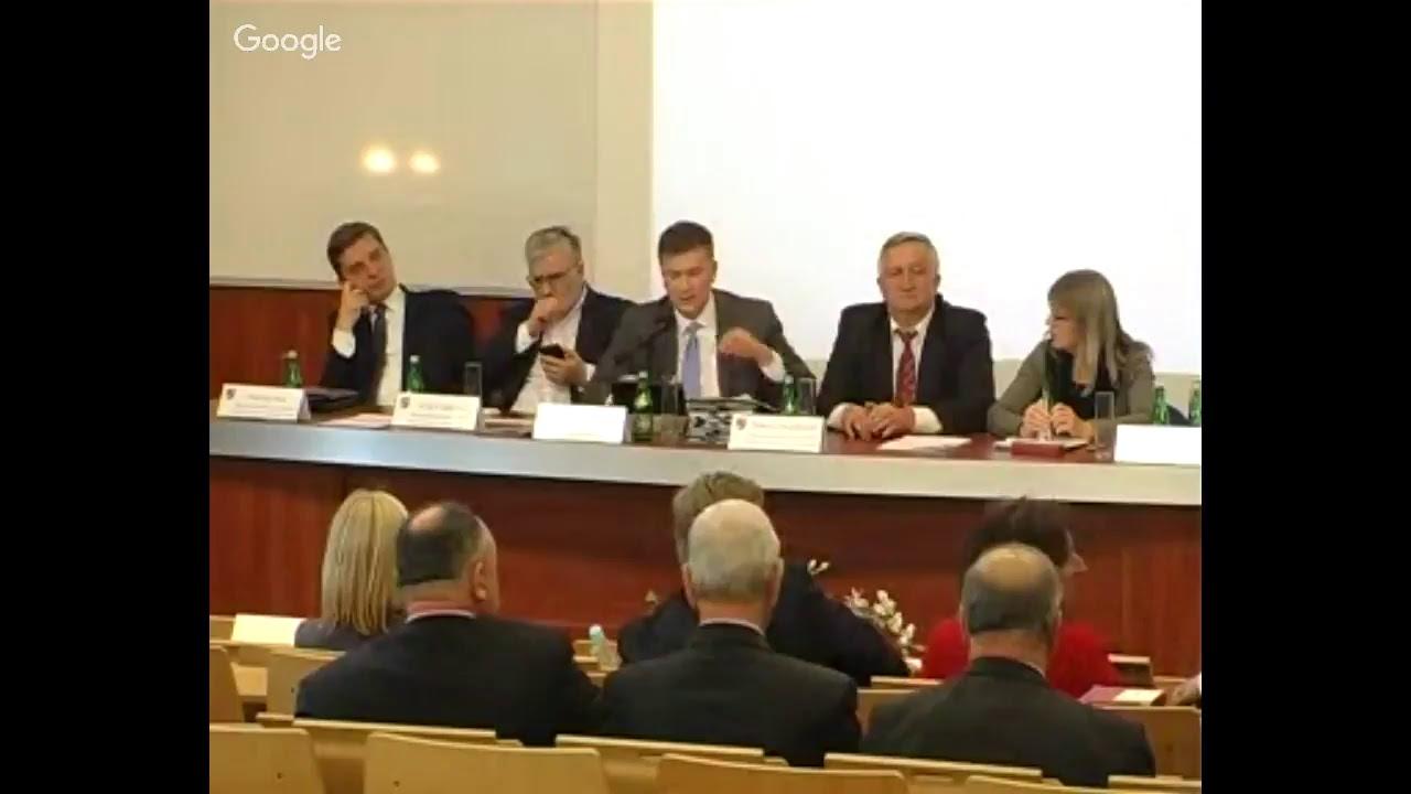 XXXVIII Sesja Sejmiku Województwa Świętokrzyskiego – na żywo!