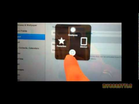 Download IOS 5 HOME BUTTON ALTERNATIVE ASSISTIVE TOUCH