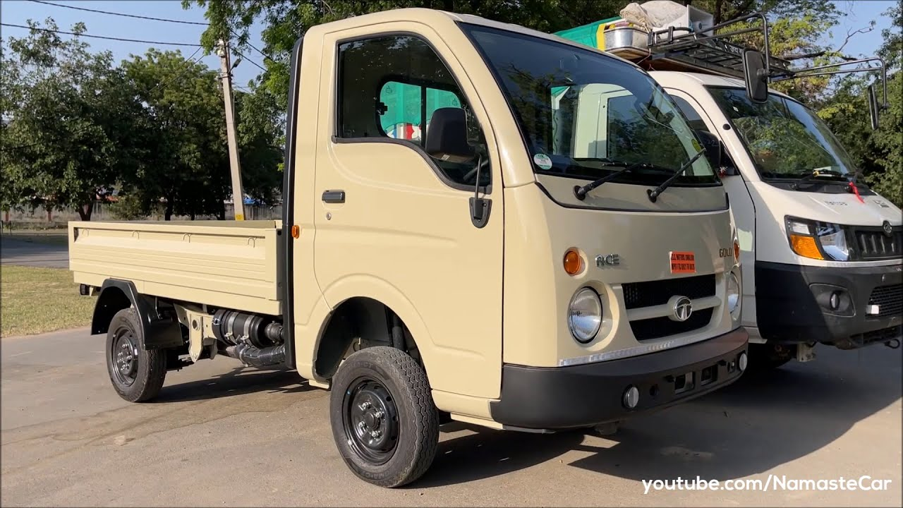 Tata Ace Gold Diesel Plus 2021- ₹5.5 lakh | Real-life review