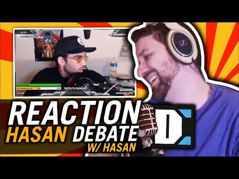 Hasan's Richard Lewis Debate - Post-debate Debate with Hasan Piker