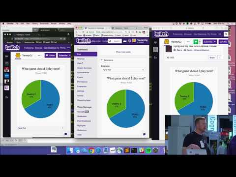 AWS re:Invent Launchpad 2017 - Twitch Developer Chat