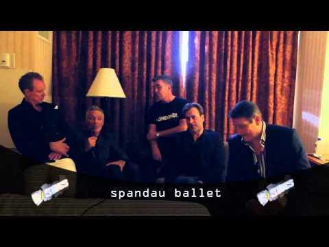 B-Sides On-Air: Spandau Ballet Interview at SXSW 2014
