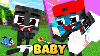 MONSTER SCHOOL : WITHER CHEATER FAMILY - FUNNY MINECRAFT ANIMATION