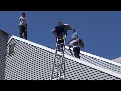 REMODELACION DE TECHOS - roofing jobs  SALVADOREÑOS EMPRENDEDORES