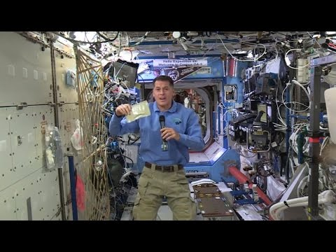 How Thanksgiving Feasts For Astronauts Are Made and Enjoyed In Space