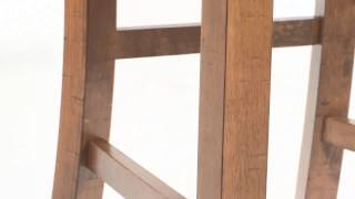 Krinden Upholstered Barstool From Signature Design By Ashley