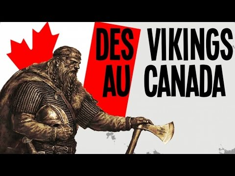 Des Vikings au