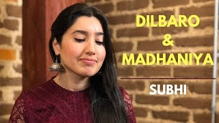 Dilbaro / Madhaniya | Unplugged Mashup | Raazi | Punjabi Folk Song