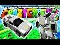 Minecraft Crazy Craft 3.0: NEW Transformer? (Transformer Mod) #53