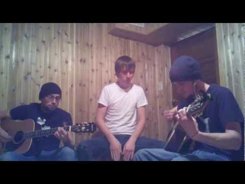Slipknot - Wait and Bleed Acoustic Cover.3gp
