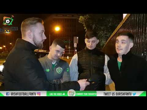 """Republic of Ireland 0-0 Northern Ireland 