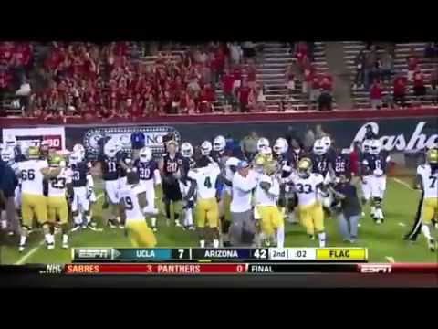 Best College Football Fights