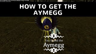Roblox Egg Hunt 2018 - Aymor's Lair: How to Get the Aymegg