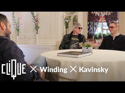 Clique x Winding x Kavinsky