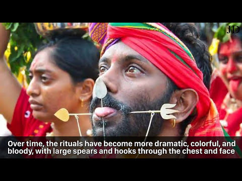 Top 3 Bizarre Traditions from Around the World