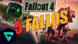 5 fallos que podrÍan arruinar fallout 4 | tgn