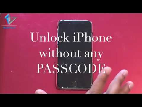 how to unlock iphone 4 without pass code
