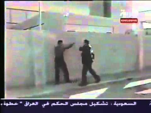 BRUTAL Police torture IRAQ Police Brutality  fight