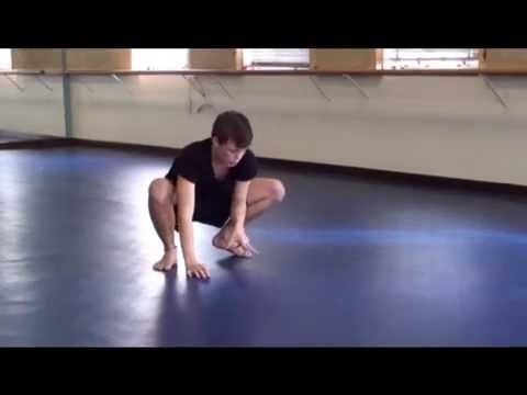 Physical Theatre _ Movement Solo